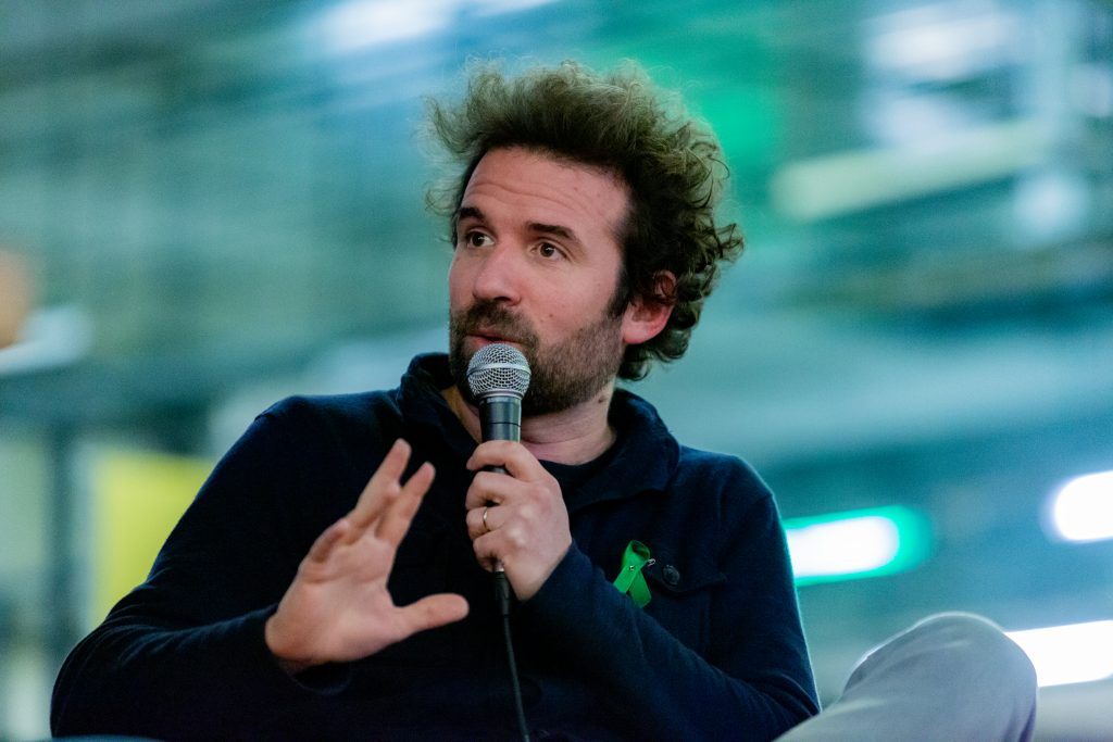 Cyril DIon - Conférence