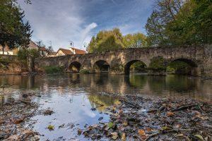 Vieux Pont - Boussy Saint Antoine